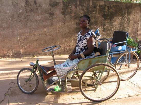 Centre des Personnes Handicapées